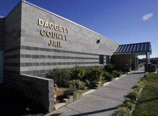 Third former Daggett County jail inmate files lawsuit over abuse, torture