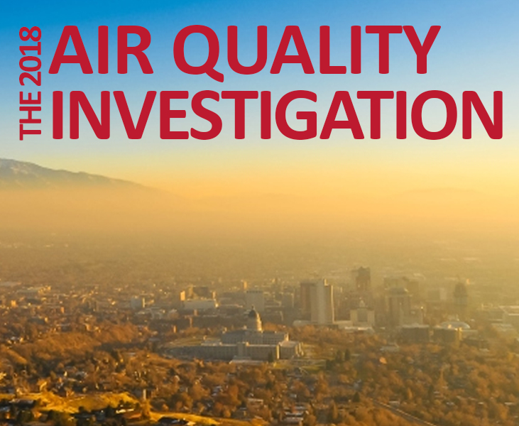 Donate to the 2018 Air Quality Investigation!