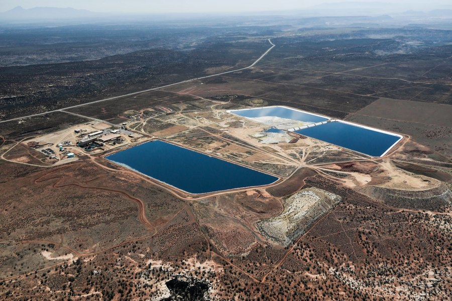 Documents raise safety concerns about Uranium waste site on Ute reservation