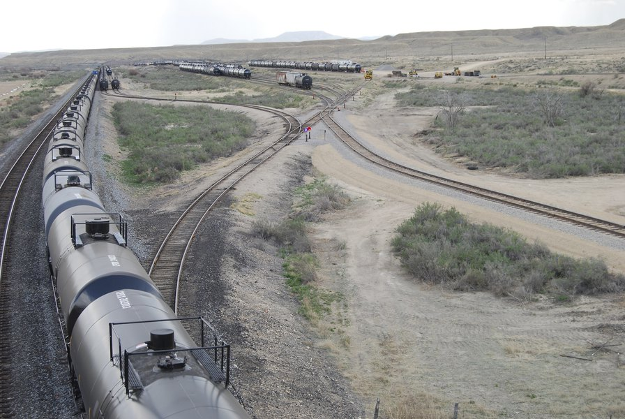 $1 billion-plus Uinta Basin oil train could hinge on tax break
